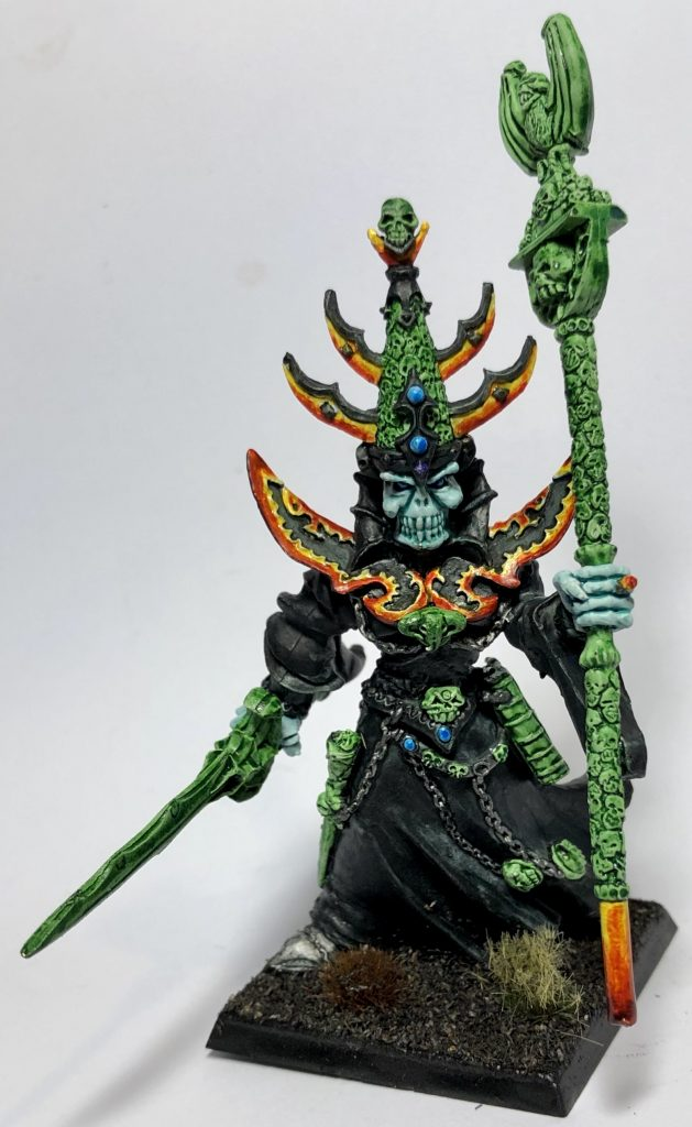 Nagash, the Supreme Lord of Undeath