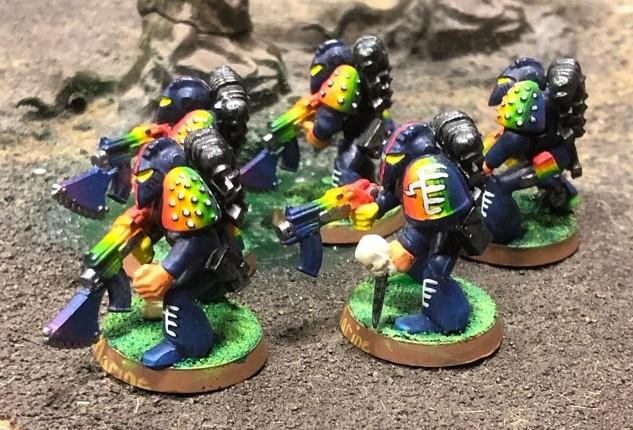 Rainbow Warrior Patrol